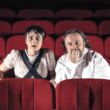 Vertigini 2018 – Natalino Balasso & Marta Dalla Via in DELUSIONIST