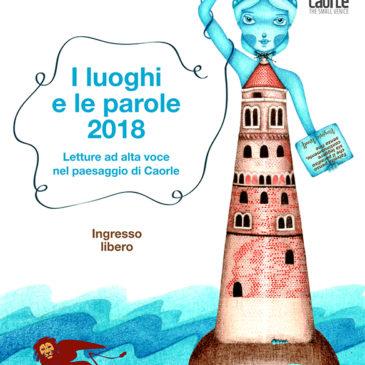 I Luoghi e Le Parole 2018