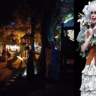 FIABE NEL PARCO FESTIVAL 2019 – Barcamenante teatro