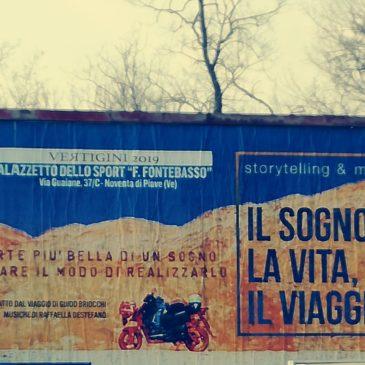 Vertigini 2019 – Guido Briocchi e Raffaella Destefano in IL SOGNO, LA VITA, IL VIAGGIO