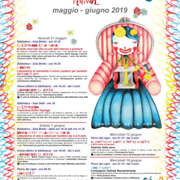 FIABE NEL PARCO FESTIVAL 2019