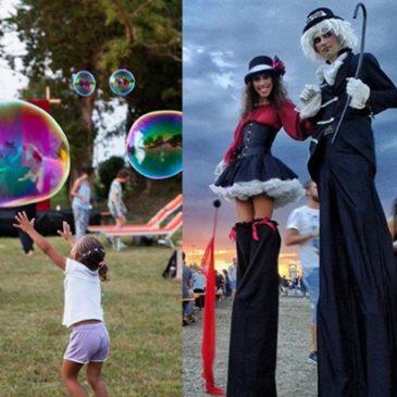 FIABE NEL PARCO FESTIVAL 2019 – Fiabesque